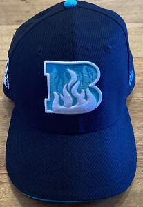 Brisbane Heat BBL KFC Big Bash Cricket New Era 59Fifty Cap Hat ~ Player Issue