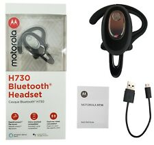 Motorola H730 A2Dp Over-The-Ear Bluetooth V4.1 Wireless Headset Retail Edition