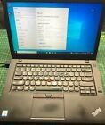 Lenovo Thinkpad T460 I5-6200u 2 Core 500gb Hdd 8gb Ram Windows 10 Pro