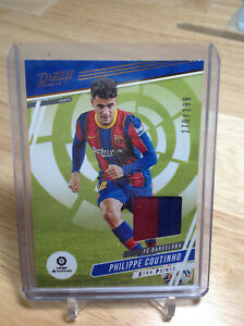 PHILIPPE COUTINHO 2020-21 CHRONICLES 2 CLR RELIC #270/299 - BARCELONA - NM/MT
