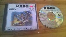 CD Hiphop Kaos - International Dope Dealers (13 Song) BLITZ VINYL