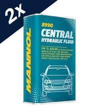 MANNOL 2L Central Hydraulic Fluid CHF 11S VW TL 52146  Ford WSS-M2C204-A