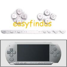 replacement for PSP 1000 series Repair parts START HOME SELECT VOL silver BUTTON