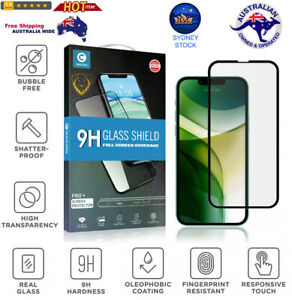 iPhone 13 Pro Max 9H 2.5D Best Quality Tempered Glass Screen Protector for Apple