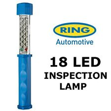 Ring 240V rechargeable sans fil 18 LEDs Grand Angle Lampe inspection Feu ril1500