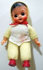 VINTAGE DOLL MADE IN CHINA TAG DM788 1970? 洋娃娃 文化革命 CULTURAL REVOLUTION