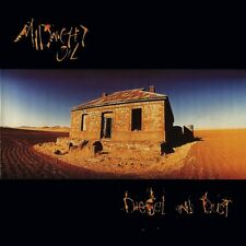 Midnight Oil CD Diesel And Dust - Europe