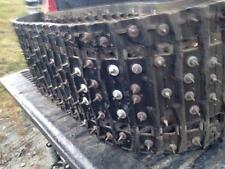 Camoplast 121 x 15 Skidoo  track over 300 studs  ice/grass racing