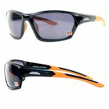 Cincinnati Bengals Men's NFL Sport Polarized Sunglasses UV Protection NWT Osfm