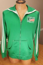 J America size XL Mountain Dew throwback zip sweater vintage style old shcool
