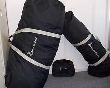 Isabella Awning Bag Set - Huge Canvas Bag, Pole Bag & Peg bag SET of 3
