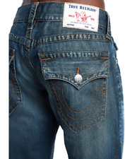 60% OFF!! True Religion Men's Billy Relaxed Bootcut with Flap