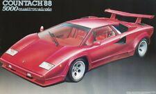 Lamborghini Countach '88 5000 Fujimi 1:16 scale /// Kit no. 10112 /// RARE