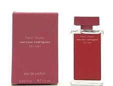 NARCISO RODRIGUEZ Fleur Musc Eau de Parfum Mini Splash .25oz/7.5ml New in Box