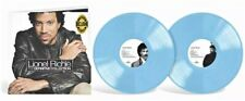 Lionel Richie The Definitive Collection 2-LP ~ Opaque Baby Blue Vinyl ~ Sealed!