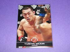 2013 Topps UFC Bloodlines YUSHIN OKAMI #105 Black Variant/25 Japan JUDO Thunder