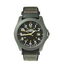 Unisex Armbanduhren mit Nylon-Armband und Datumsanzeige