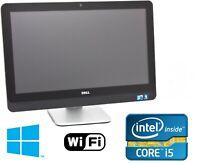 Dell Optiplex 9010 AIO i5 3570s 3.10Ghz 4/8Gb Ram 500/128/256Gb SSD Wifi Win 10