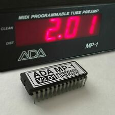ADA MP-1 - 2.01 Firmware OS Upgrade Update for MP1 FX Tube Amp