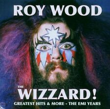ROY WOOD - THE WIZZARD!-GREATEST HITS & MORE  CD 20 TRACKS GLAMROCK BEST OF NEU