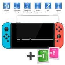 Schutzfolie Panzerfolie Display Schutz Glas Folie Glassfolie für Nintendo Switch