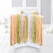 Non-Slip Design Pasta Noodle Drying Rack Stand Spaghetti Fettuccine Hanger LA