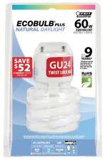 Feit Bpesl13T/Gu24/D 13-watt Mini Twist Daylight Gu24Base60-watt Equivalnt Light