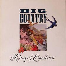 "BIG COUNTRY 'KING OF EMOTION' UK 12"" SINGLE"