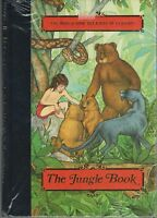 The Jungle Book - The World Book Treasury Of Classics, Hardcover, New sealed