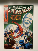 Amazing Spider-Man 80 - 8.5 VF+ Condition - Chameleon Issue