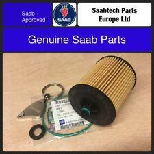 Genuine Saab 93 9-3 B207 Petrol 2003-2012 Oil Filter And Seals 12605566