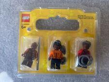 Marvel Lego Minifigure Bundle, Okoye, Shuri & Nakia
