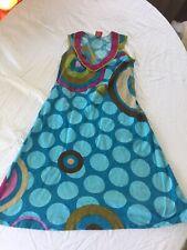 womens COTTON DIVA dress small