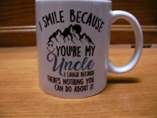 New listing Funny Coffee Mug - Best Uncle Ever- Funny Uncle Mug - Funny Mugs are Perfect