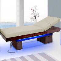 kosmetikliege elektrisch, massageliege spaliege wellness behandlungsliege