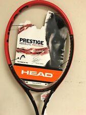 "Head Graphene Prestige Pro Tennis Racquet 4 3/8"""