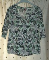 White Stuff ~ Ladies Modal Top ~ Size 10