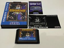 Soleil (Crusader of Centy in US) Sega Megadrive CIB FREE SHIPPING WORLDWIDE!