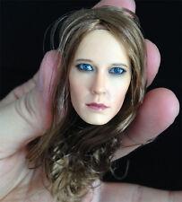 1/6 Head Sculpt Kumik 15-9 Hot Sideshow Toys Ttl Enterbay Custom female girl