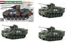 AFV Club 1/35  NATO YPR765A1 PRI SFOR 25mm Cannon #35119