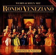 Rondo Veneziano Sinfonia di natale-Weihnachten mit (1995) [CD]
