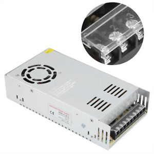5V/60A/300W Regulated Switching Power Supply Drive Adapter Universal DC PSU