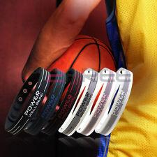 braccialetto silicone power Titanium Sports 2000 Ionics meglio del power balance