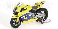 Honda RC211V Troy Bayliss Moto GP 2005 Camel Honda 122051012 Minichamps 1/12