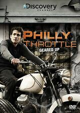Philly throttle Geared Up DVD English NEW. CP