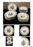 VINTAGE Royal Worcester Dinnerware WORCESTER HERBS 22-Piece Set