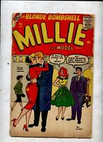 Millie the Model  85. 98, 118. Millies Baby  Marvel comic filler copies .