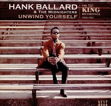 ♫ - HANK BALLARD & THE MIDNIGHTERS - UNWIND YOURSELF - THE KING RECORDINGS - ♫