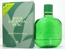 Puig Agua Lavanda original Eau de Cologne EDC 200 ml