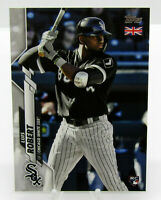 2020 Topps UK Edition Luis Robert Chicago White Sox Rookie Card No. 11